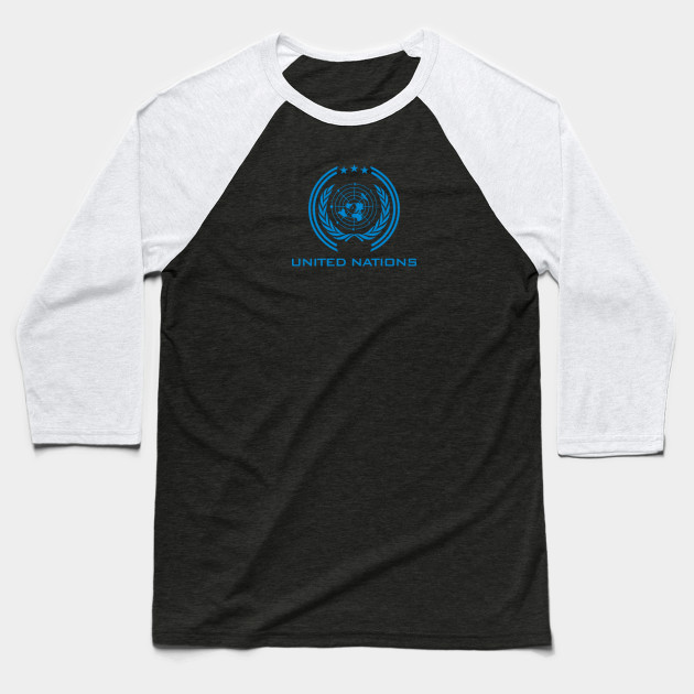 The Expanse - United Nations Logo - Clean