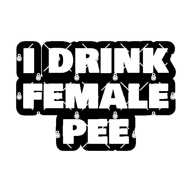 Make Me Long Pee Pee Glossy Sticker