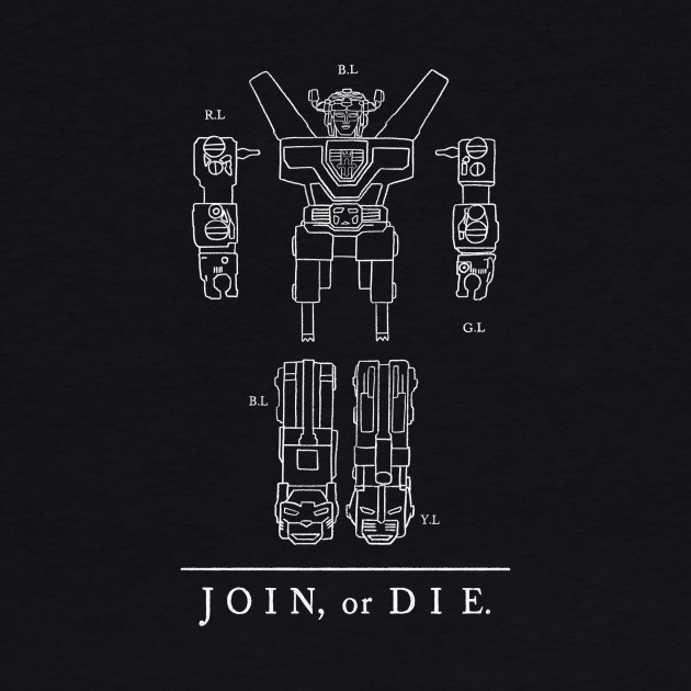 Join or Die Defender