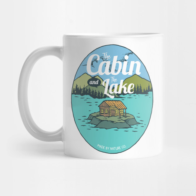 Cabin and the Lake | Outdoors Camping Lifestyle