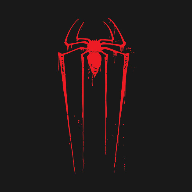 vintage spiderman logo spider man t shirt teepublic