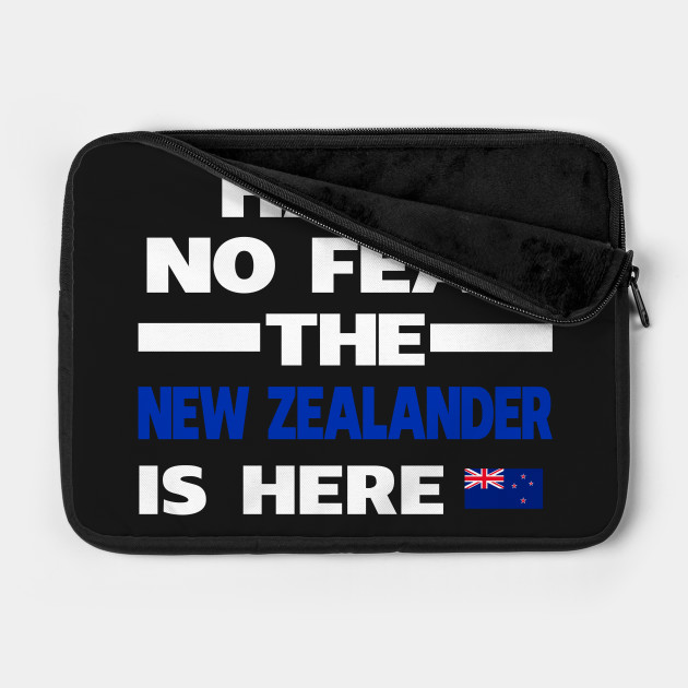 New Zealander Is Here New Zealand