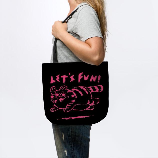 Let's Fun! pink
