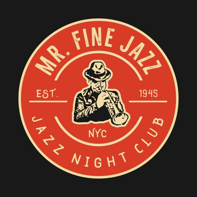 Mr. Fine Jazz -Vintage Jazz Club