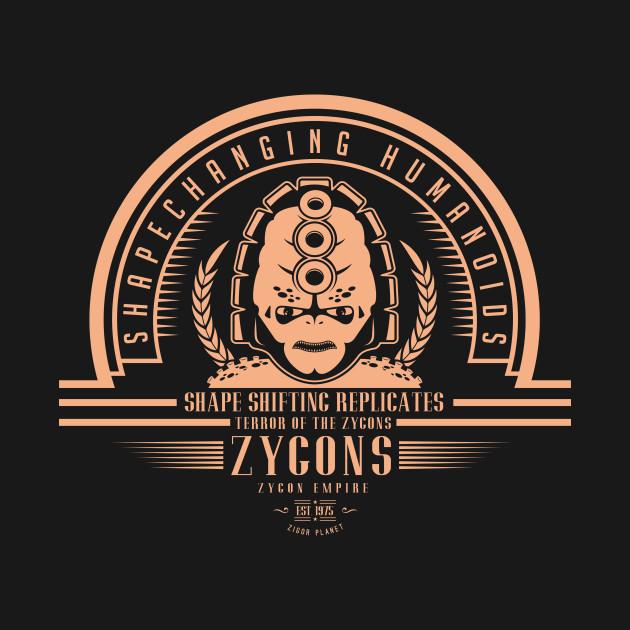 Zygons T-Shirt