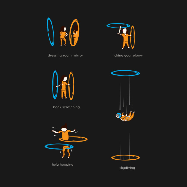 Lesser known uses of portals