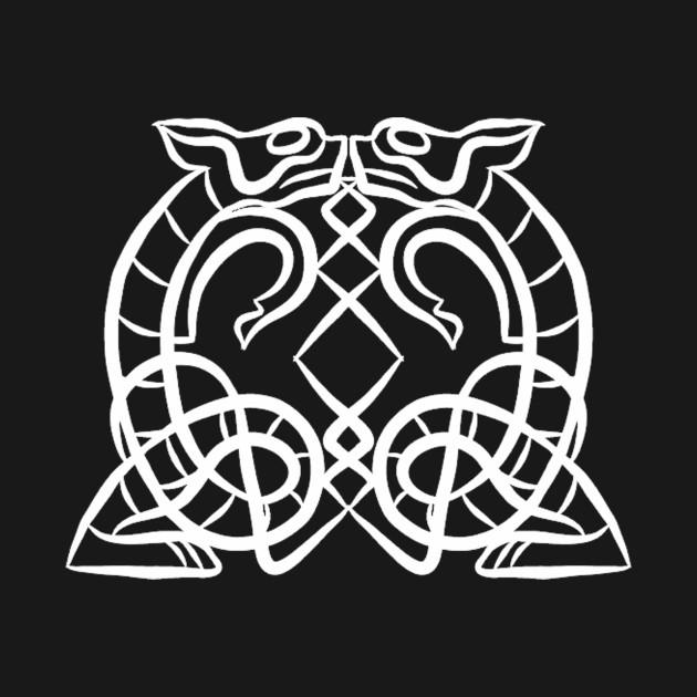 Celtic Dog Tpartdecocontest Hoodie Teepublic