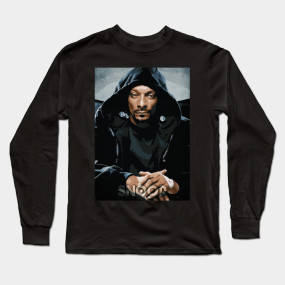 49394019 Snoop Dogg Long Sleeve T-Shirts | TeePublic