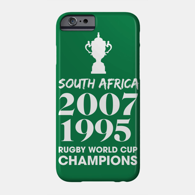 South Africa Rugby World Cup Champions