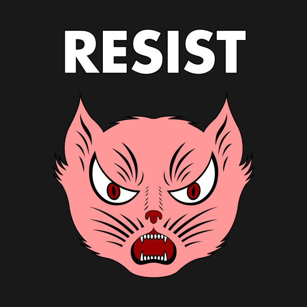 Pink Pussy : Resist