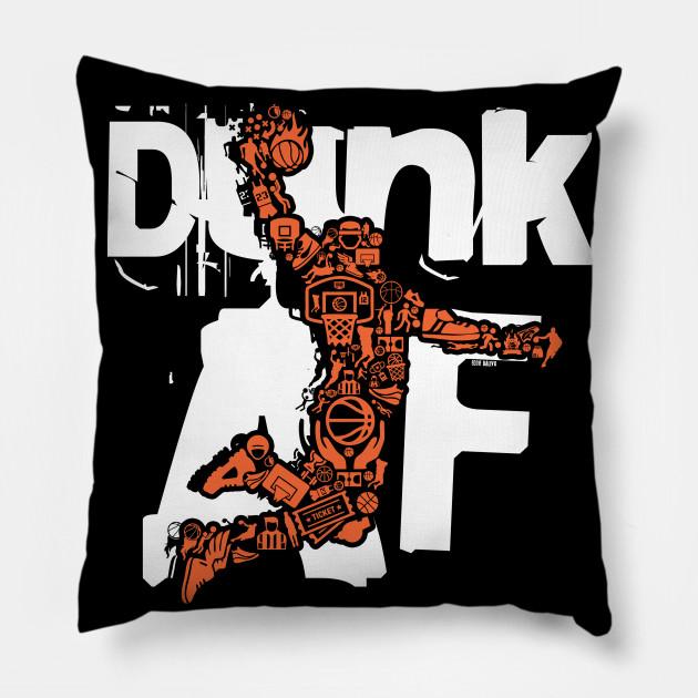 Dunk AF ~ Basketball Player