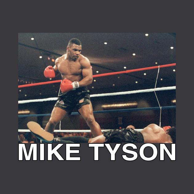 72906403c Mike Tyson knockout - Mike Tyson - Sudadera