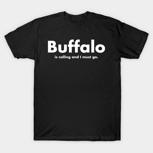 buffalo ny t shirts