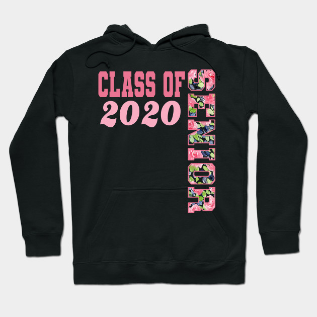 High School Graduation 2020.Senior Class Of 2020 Floral High School Graduation Gift