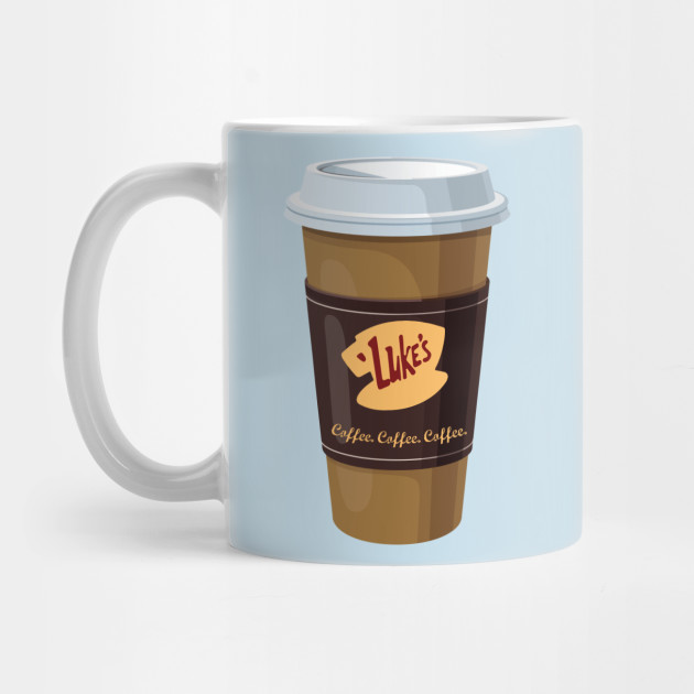 Gilmore Girls Luke S Diner Coffee By Mymainmandeebo