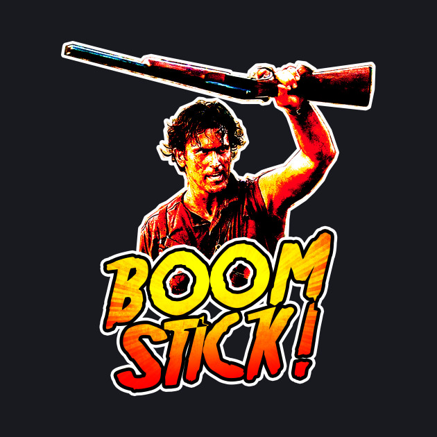 Boom Stick Ash