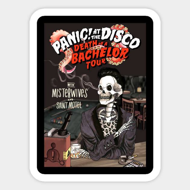 PANIC AT THE DISCO TOUR 2017