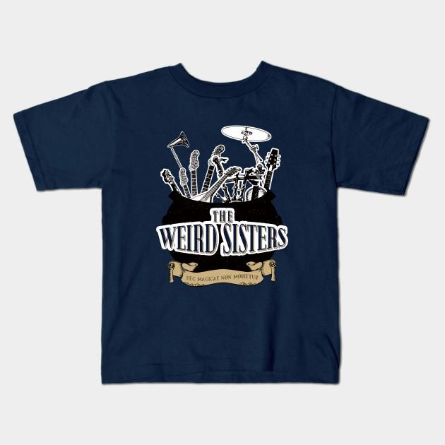 Weird Sisters Shirt 9