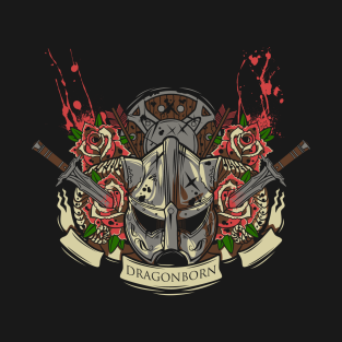 The Dragonborn t-shirts