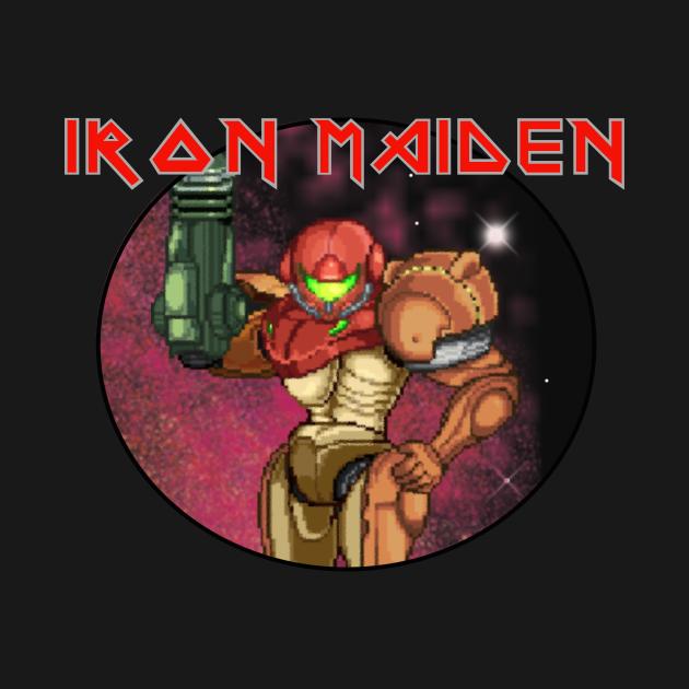 Iron Maiden Metroid