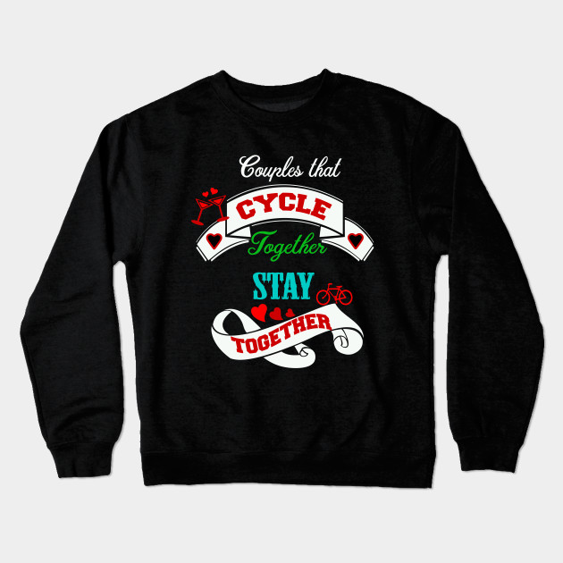 Cycling Couples Shirt
