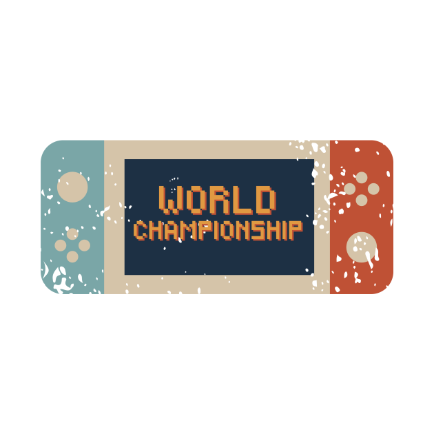 World Championship Retro Game