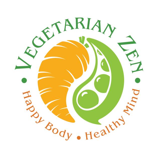 Vegetarian Zen Logo