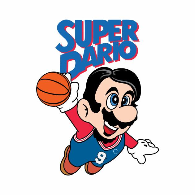 Super Dario Cartoon