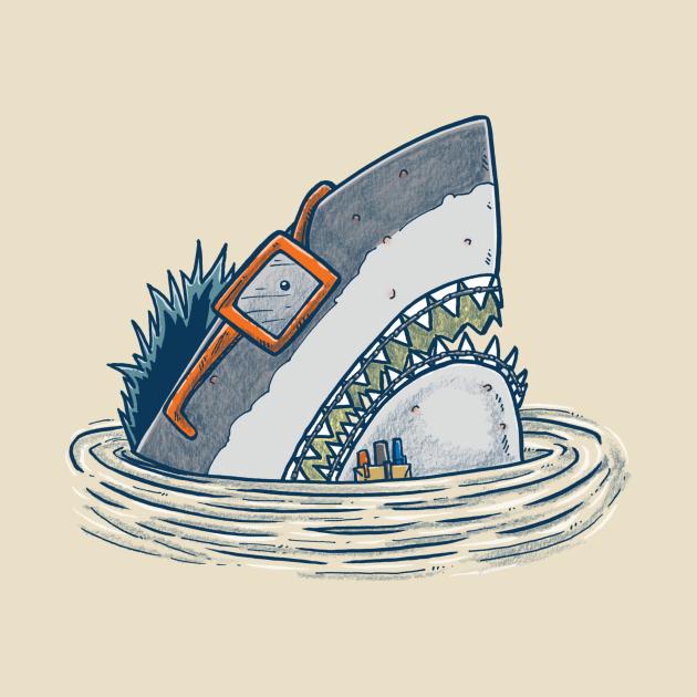 The Nerd Shark