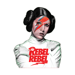Princess Leia Rebel t-shirts