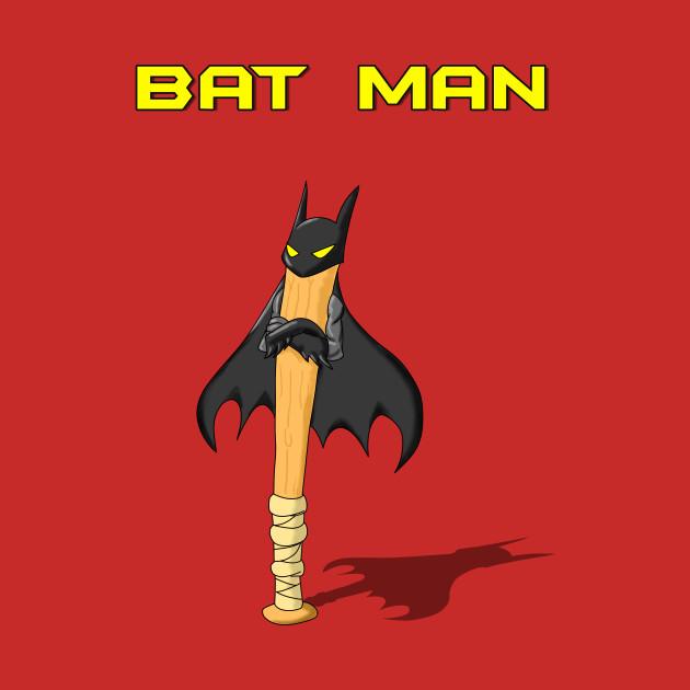 Bat Man Parody