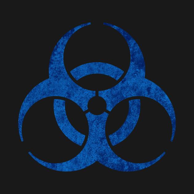 Biohazard Vector T Shirt Teepublic