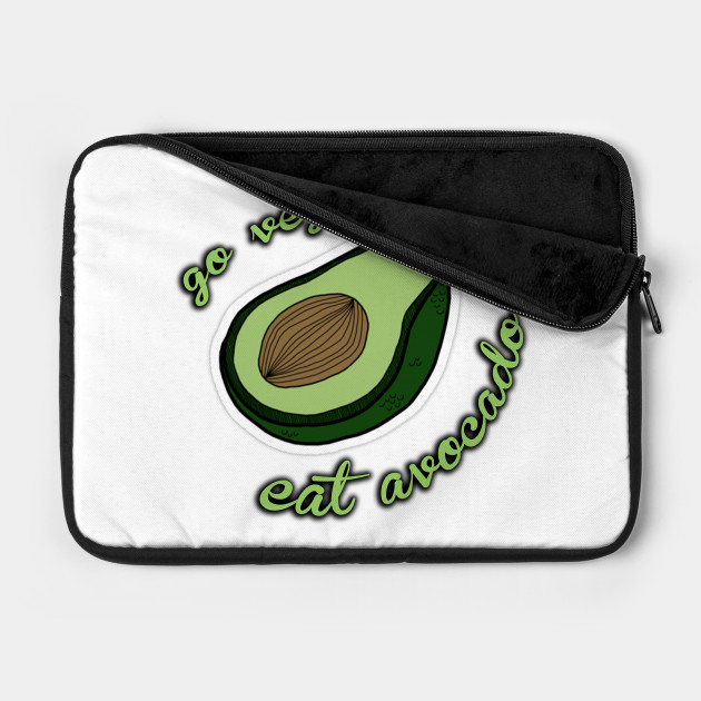 Go Vegan Eat Avocado Shirt