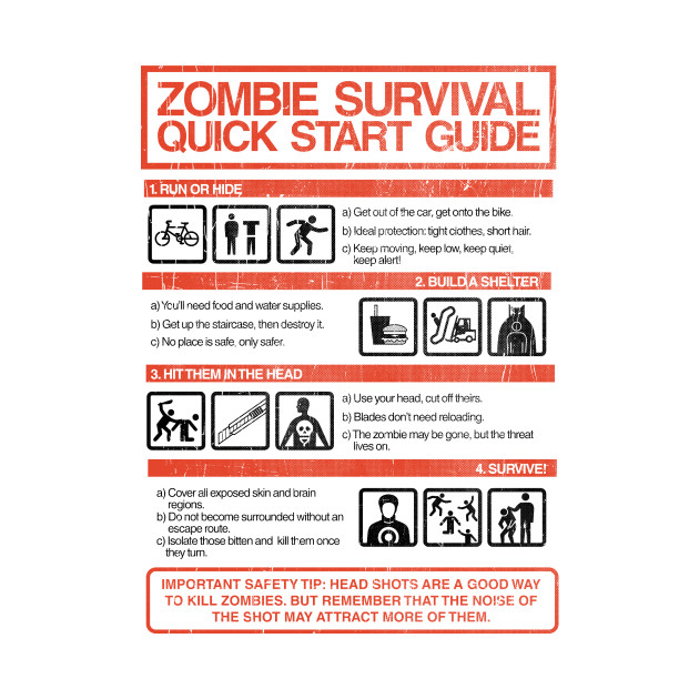 Zombie Survival - Quick Start Guide