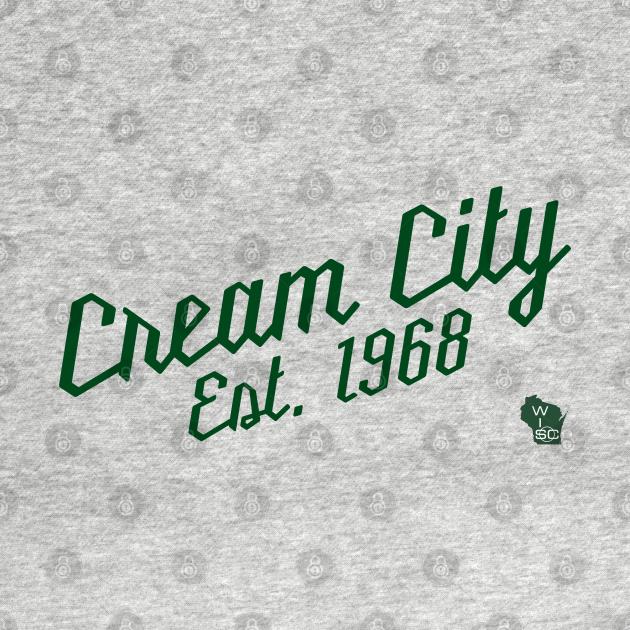 Cream City Est. 1968 - Milwaukee Bucks - Long Sleeve T ...