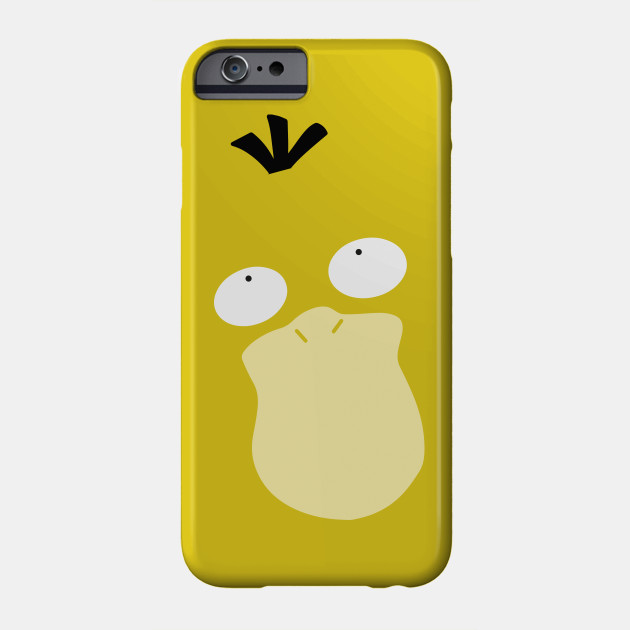 psyduck 3 iphone case