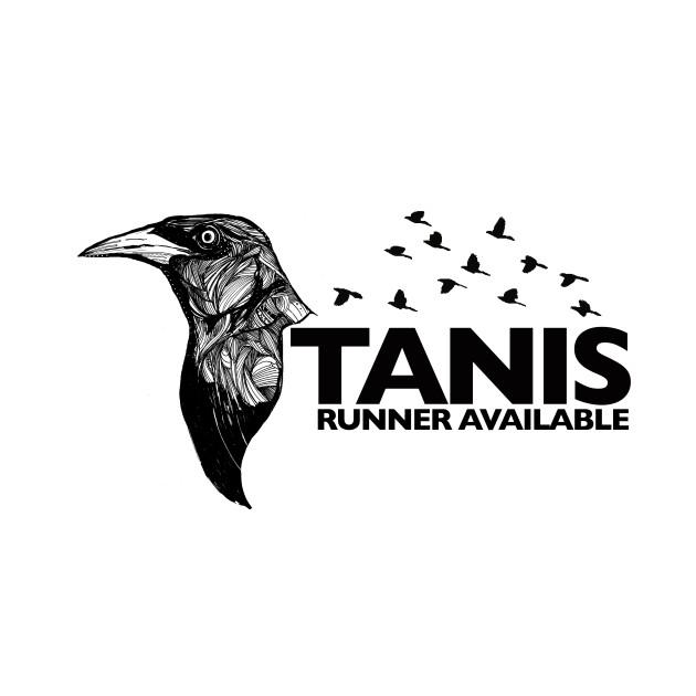 "TANIS - Grackles ""Runner Available"""