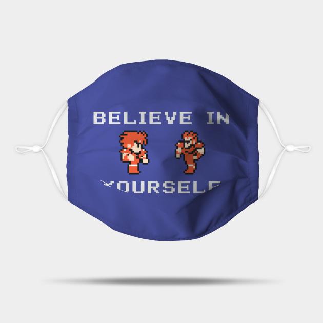 Believe In Yourself Original Warrior Knight Version