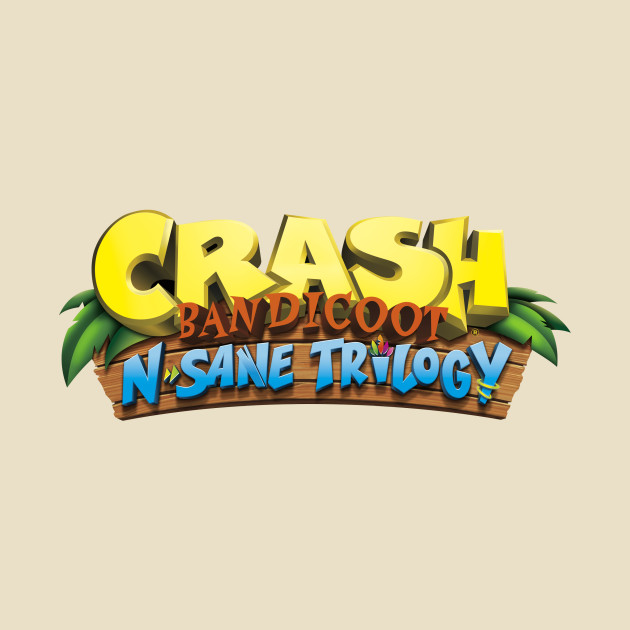CRASH BANDICOOT [Logo]