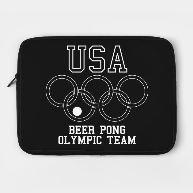 Beer Pong Olympic Team