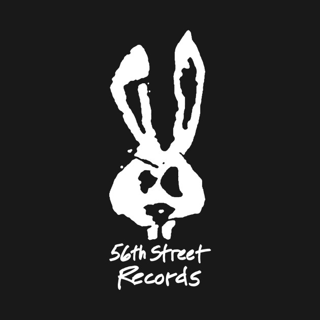 56th Street Easterbunny (white ink)