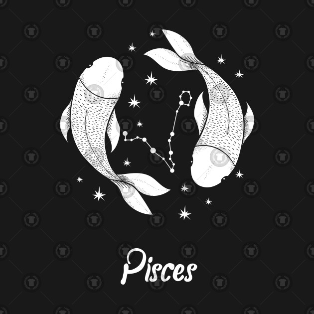 The Pisces Symbol: The Two Fish