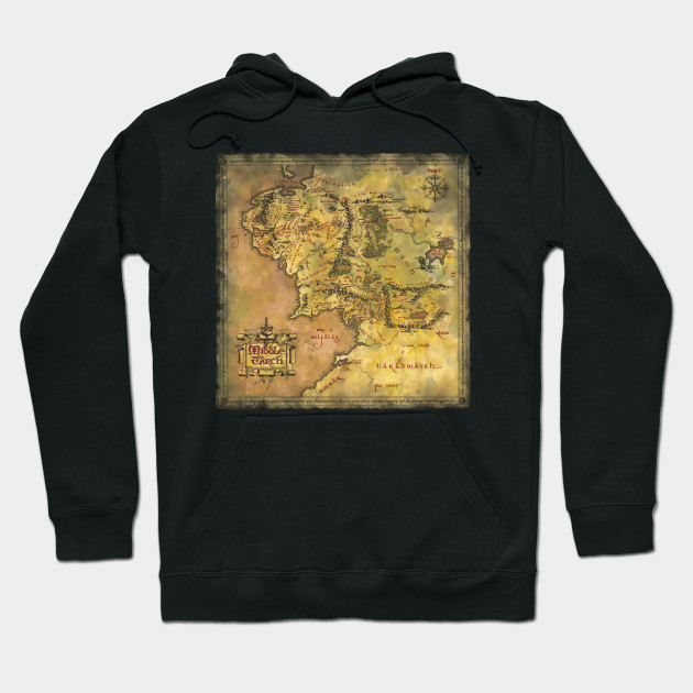 Middle Earth Hoodie