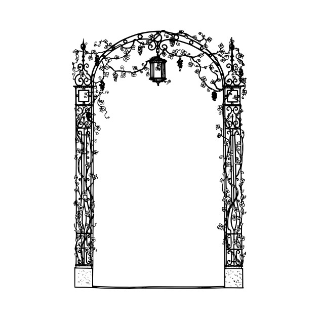 LIMITED EDITION. Exclusive Decorative Arch Frame - Decorative Arch ...
