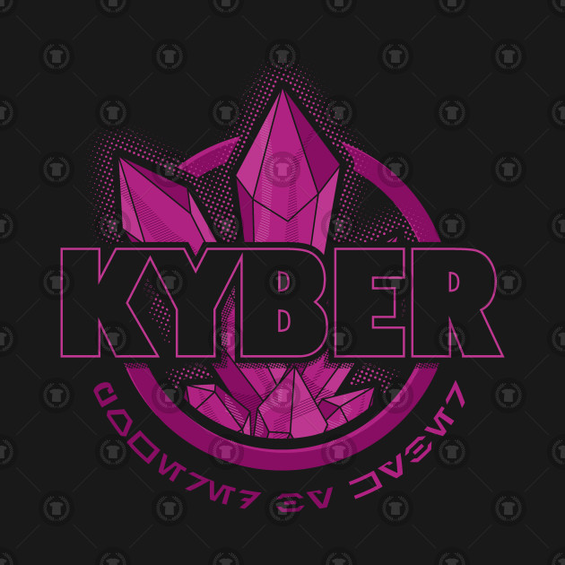 Powered by KYBER - purple