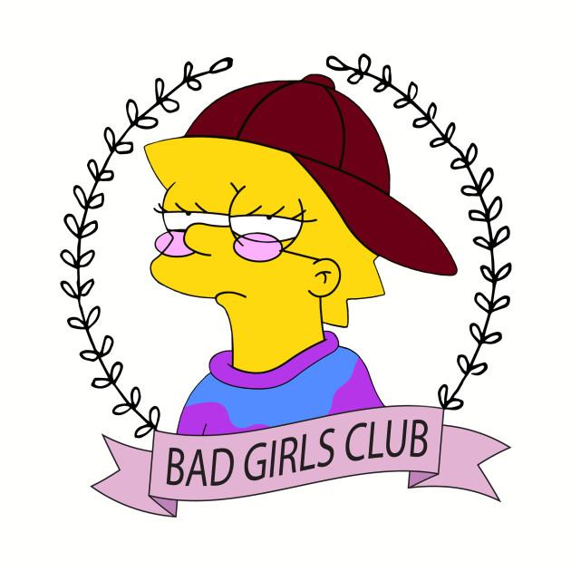 PT - Bad Girls Club - Pocket T-Shirt