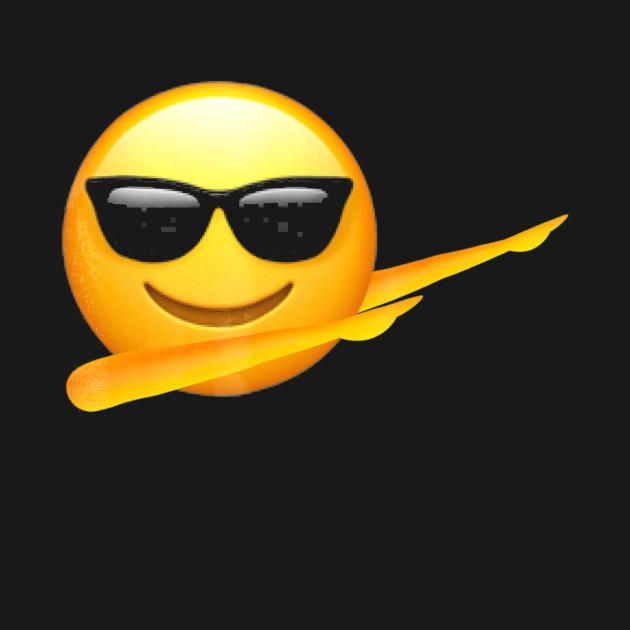 funny emoji dab shirt - cool dabbing emoji shirt