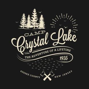 Camp Crystal Lake t-shirts