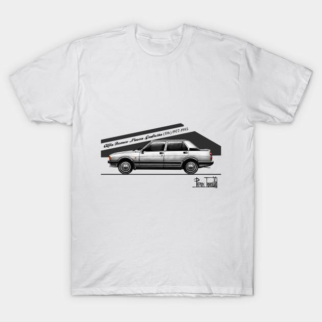 6aaafd483d4 Alfa Romeo Giulietta 82  - Car - T-Shirt