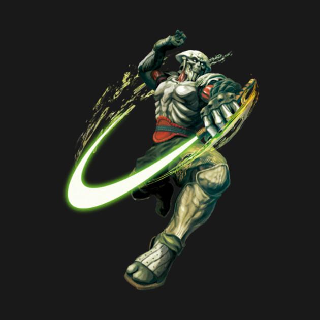 Yoshimitsu Character Design : Yoshimitsu tekken street fighter t shirt
